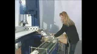 Sharpening System For  Bandsaw Blades - For Cutting Toilet Rolls