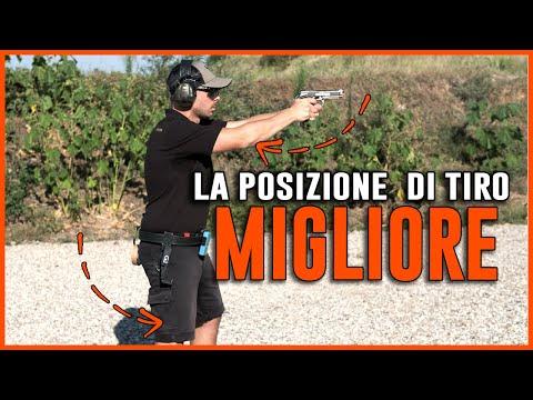 STANCE: L'importanza della posizione di tiro corretta per sparare velocemente e con precisione!