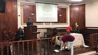Culto Vespertino - Dia 09/02/2020
