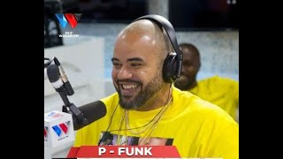 #LIVE: BLOCK 89 EXCLUSIVE INTERVIEW WITH P FUNK - DECEMBER 20. 2019