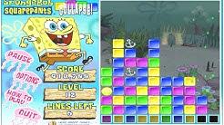 Super SpongeBob Collapse! (Windows game 2003)
