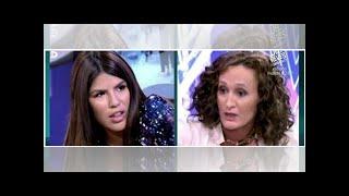La pelea en directo de Isa Pantoja y Dulce que ha sorprendido a todos