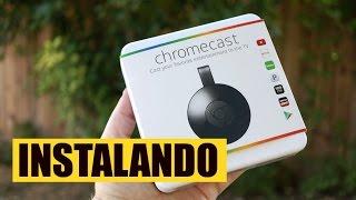 chromecast 2 como instalar