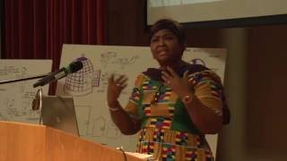 Young Lives Conference 9th September 2016 - Final Plenary session with Patience Ekeoba