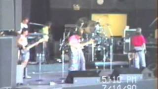 The Steve Miller Band - Swingtown (rare sound check - 1990)