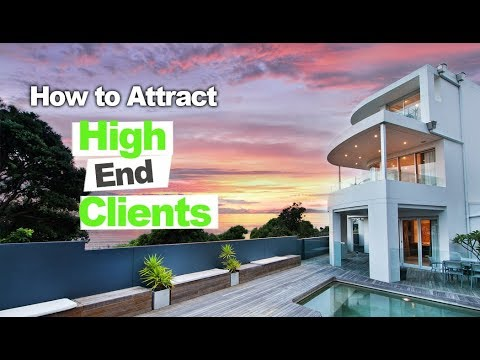 How to Attract High End Residential Clients to Your Cleaning Company