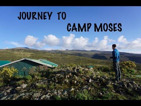 Kenya Vlog 2 - Hiking Mount Kenya Day 1