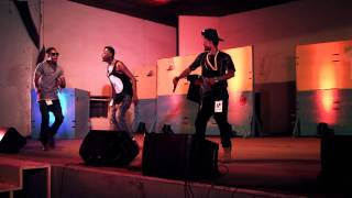 Amiral JC X Don Alex X Don Julios - Zingui Ma Konda ( Live MJC Djado Sekou Niamey)