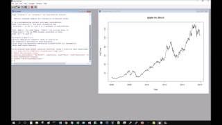 ARIMA for Stock forecasting