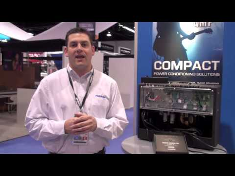 NAMM 2010: Power Your Amp with Furman