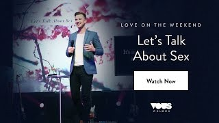 Rich Wilkerson, Jr. — Love On The Weekend: Let's Talk About Sex