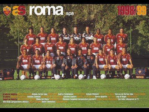Campionato As Roma 1998-99 nelle sintesi di 90' minuto e la D.S.