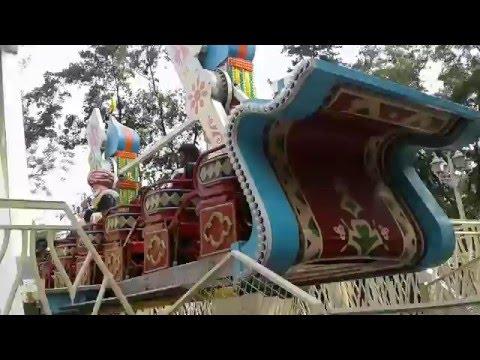 "Fantasy Kingdom - ""Magic Carpet"" a wonderful ride"
