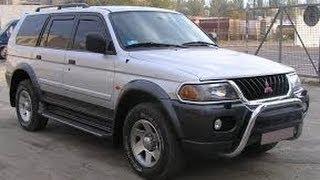 Подержанные Авто Mitsubishi Pajero Sport First generation (1996--2008)