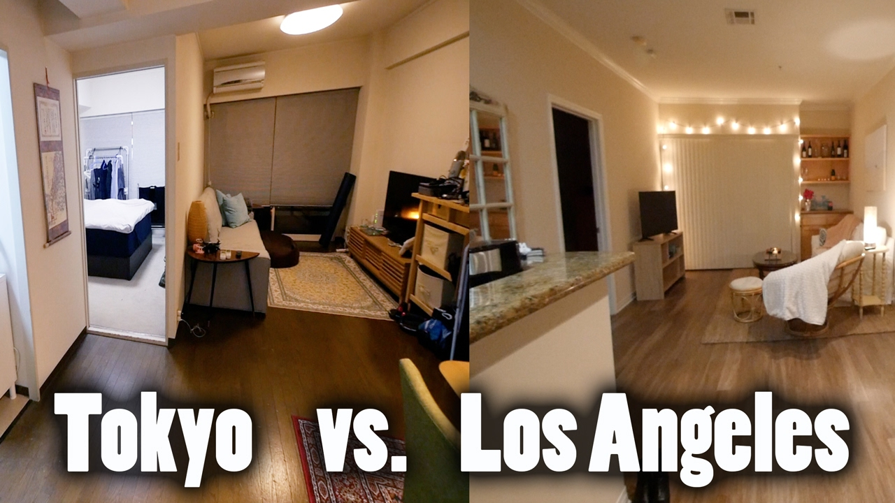 3 000 A Month Tokyo Apartment Vs Los Angeles