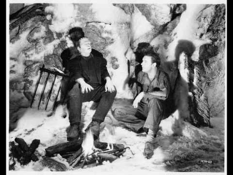 Frankenstein Meets The Wolf Man Fireside Chat