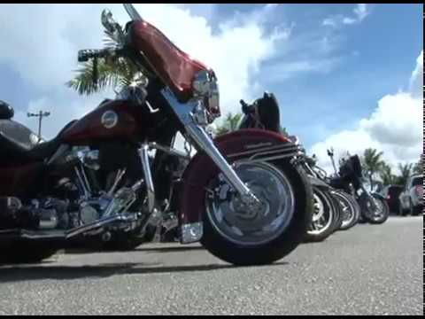 Annual Wounded Warriors Ride raises money for Guam's heroes
