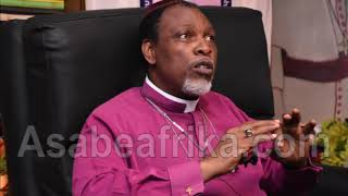 The Kind of Candidate Nigeria needs for 2019 Presidency - Primate Ositelu