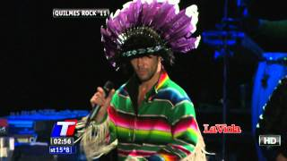 JAMIROQUAI - LOVE FOOLOSOPHY - ARGENTINA 2011 TN HD