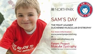 Sam's Day - The Fight Against Duchenne Muscular Dystrophy (DMD)