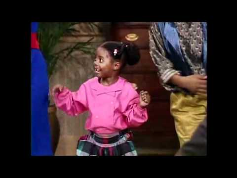 The Cosby Show - Night and Day performance