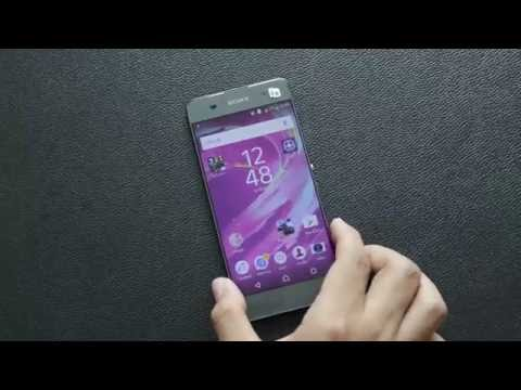 พรีวิว Sony Xperia XA สวย ขอบจอบางเฉียบ เล่น N.O.V.A. 3 ลื่นมากก ราคา 9,990 บาท