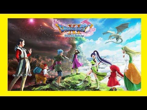 Dragon Quest XI – Le Film Complet En Français (FilmGame) Part 9 FINAL !??