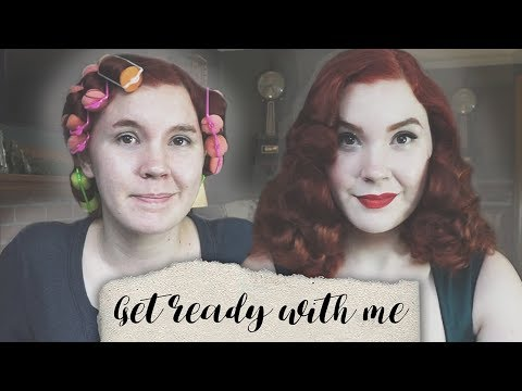ANOTHER Chatty Get Ready With Me || Vintage Style