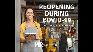 What Should You Know about Reopening during COVID-19?