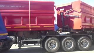 Полуприцеп-самосвал грузоподъёмностью 100 тонн!!!(Полуприцеп-самосвал грузоподъёмностью 100 тонн!!!, 2013-08-16T12:03:43.000Z)
