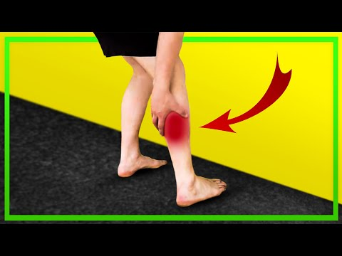 Calf Pain Exercises For Runners Ep50