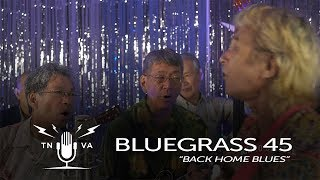 "Bluegrass 45 - ""Back Home Blues"" - Radio Bristol Sessions"