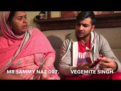 Mummy 2 | Punjabi Funny Video | Latest Sammy Naz | Tayi Ji Surinder Kaur