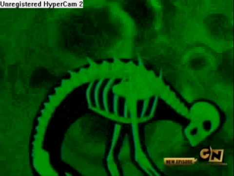 Ben 10 alien force Ghostfreak transformation - YouTube