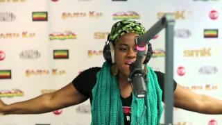 ETANA Freestyle @ Selecta Kza Reggae Radio Show 2014