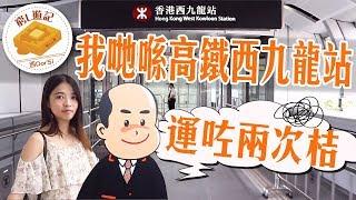 [窮L 9up] #06 我哋喺高鐵西九龍站運咗兩次桔!?