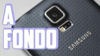 La cámara del Samsung Galaxy S5 a fondo