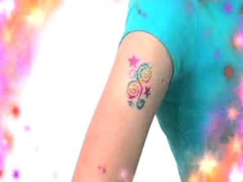Shimmer Body Art Official Product Video Youtube