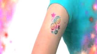 Shimmer Body Art - Official Product Video