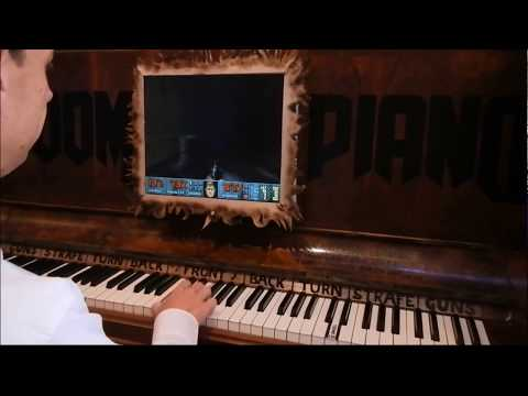Somebody Modded A Piano To Play The Game 'Doom' [Video]
