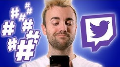 Are Twitch Streamers Using Twitter Wrong?