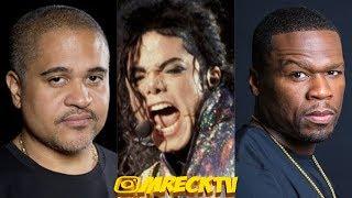 Irv Gotti EXP0SED Ego:Michael Jackson Had Mill$ 4 Ashanti's Song Irv Refused|50Cent|Jimi Kendrix
