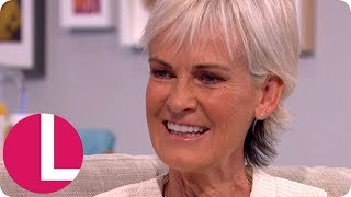 Judy Murray Reveals How She Raised Two Tennis Champions | Lorraine