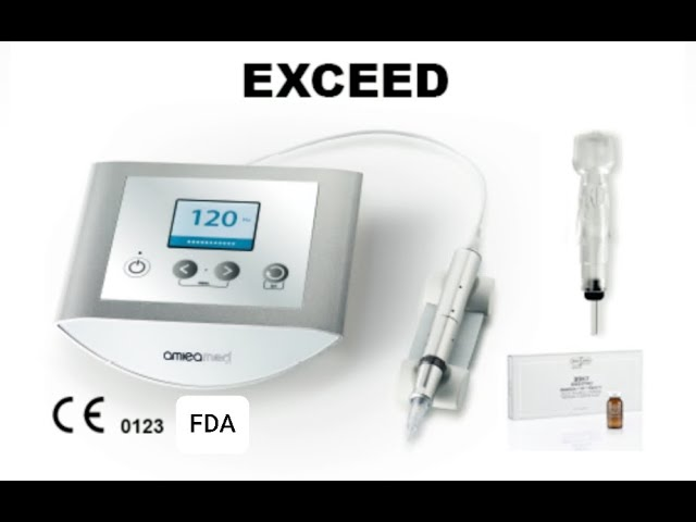 Microneedle with Exceed FDA Approved