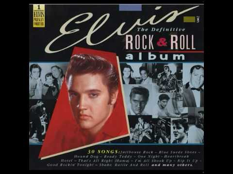 Elvis Presley Somebody Bigger Than You And I Take
