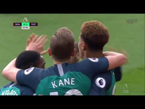 Download Southampton 2 1 Tottenham   All Goals and Highlights 09 03 2019