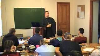 Сергей Журавлев, Царское Село, Россия (1 урок) 2012.10.26