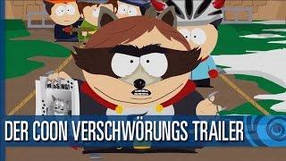 South Park: Die rektakuläre Zerreißprobe – Der Coon Verschwörungs-Trailer [DE]