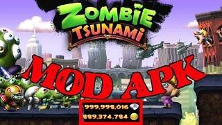 Zombie Tsunami V3.5.0 Mod APK Download & Gameplay