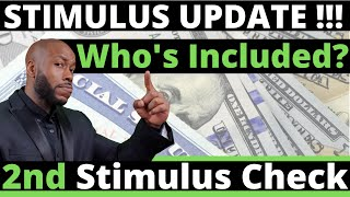 Second Stimulus Check Update!!   July 6 + SSI + SSDI Second Round